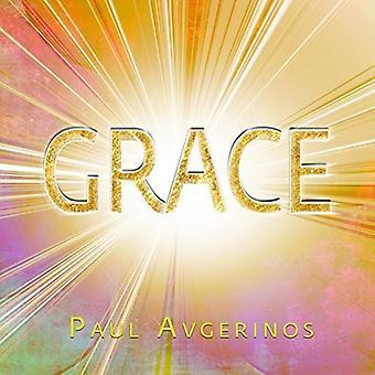 Paul Avgerinos - nåde [CD] USA import