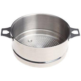 De Buyer Cook Colander Twisty Vapor Inox 24 cm (Kitchen , Cookware , Others)