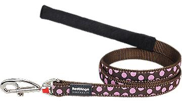 Red Dingo Rosa Correa Style Spots (Dogs , Walking Accessories , Leads)