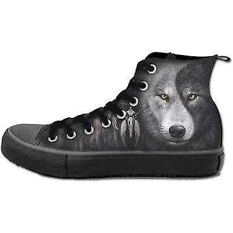 Spiral - WOLF CHI - Sneakers - High Top Laceup
