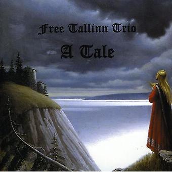 -Wolna Tallina Trio Tale [CD] USA import