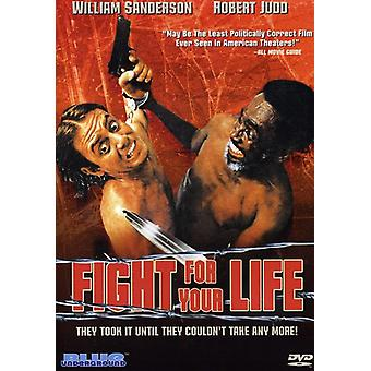 Fight for Your Life [DVD] USA import