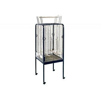 Gaun Parrots Cage Sara C-1 Ceiling Square (Birds , Cages and aviaries , Cages)
