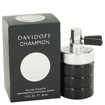 Davidoff Champion Eau de Toilette 50ml EDT Spray