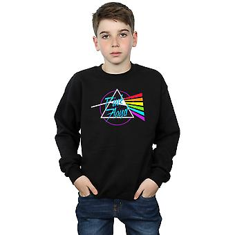 Pink Floyd Boys Neon Darkside Sweatshirt