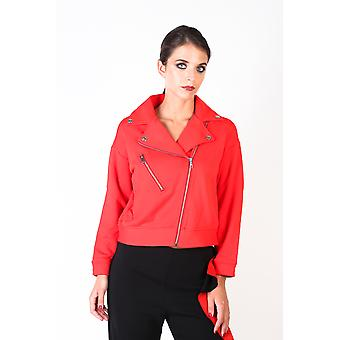 Pinko Jackets Women Red