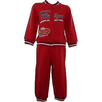 Auta-Disney Cars Lightning McQueen Baby chłopcy dres