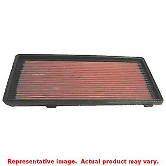 K & N Drop-In High-Flow Air Filter 33-2122 DS Fits: JEEP 1996-2000 CHEROKEE L4