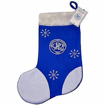 Queens Park Rangers FC Official Christmas Applique Stocking