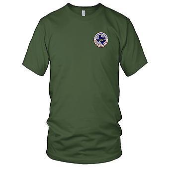 US Navy Central District 4 Texas Unterbau gestickt Patch - Kinder T Shirt