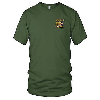 Air Traffic Control 344th - Aviation Support - Pilot Vietnam War Embroidered Patch - Ladies T Shirt