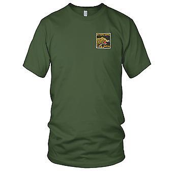Luftverkehr kontrollieren 344th - Aviation Support - Pilot Vietnamkrieg gestickt Patch - Kinder T Shirt