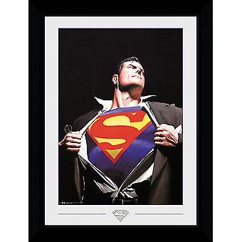 DC Comics Superman Ross Collector udskrive 50x70cm