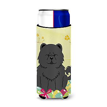 Easter Eggs Chow Chow Black Michelob Ultra Hugger for slim cans