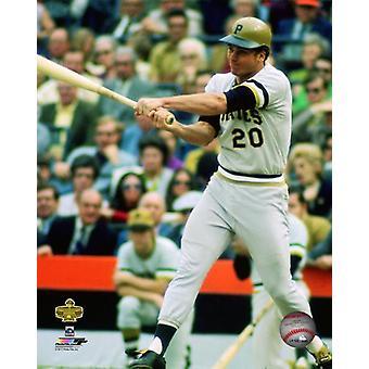 Richie Hebner 1971 World Series Photo Print