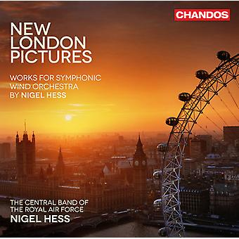 Nigel Hess - New London Pictures: Works for Symphonic Wind Orchestra by Nigel Hess [CD] USA import