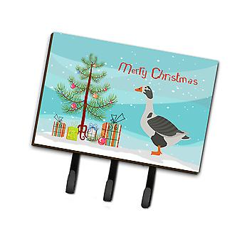 West of England Goose Christmas Leash or Key Holder