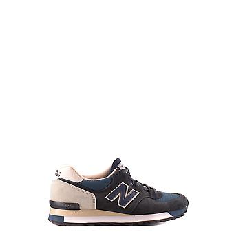 New balance men's MCBI221014O multicolour suede of sneakers