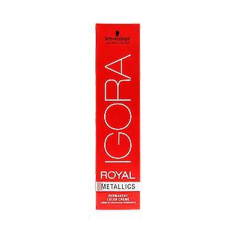 Schwarzkopf Igora Royal Metallics 6-28 Permanent Color Creme 60ml