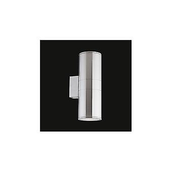 Ideal Lux - Gun Large Aluminium Wall Light Idl033020