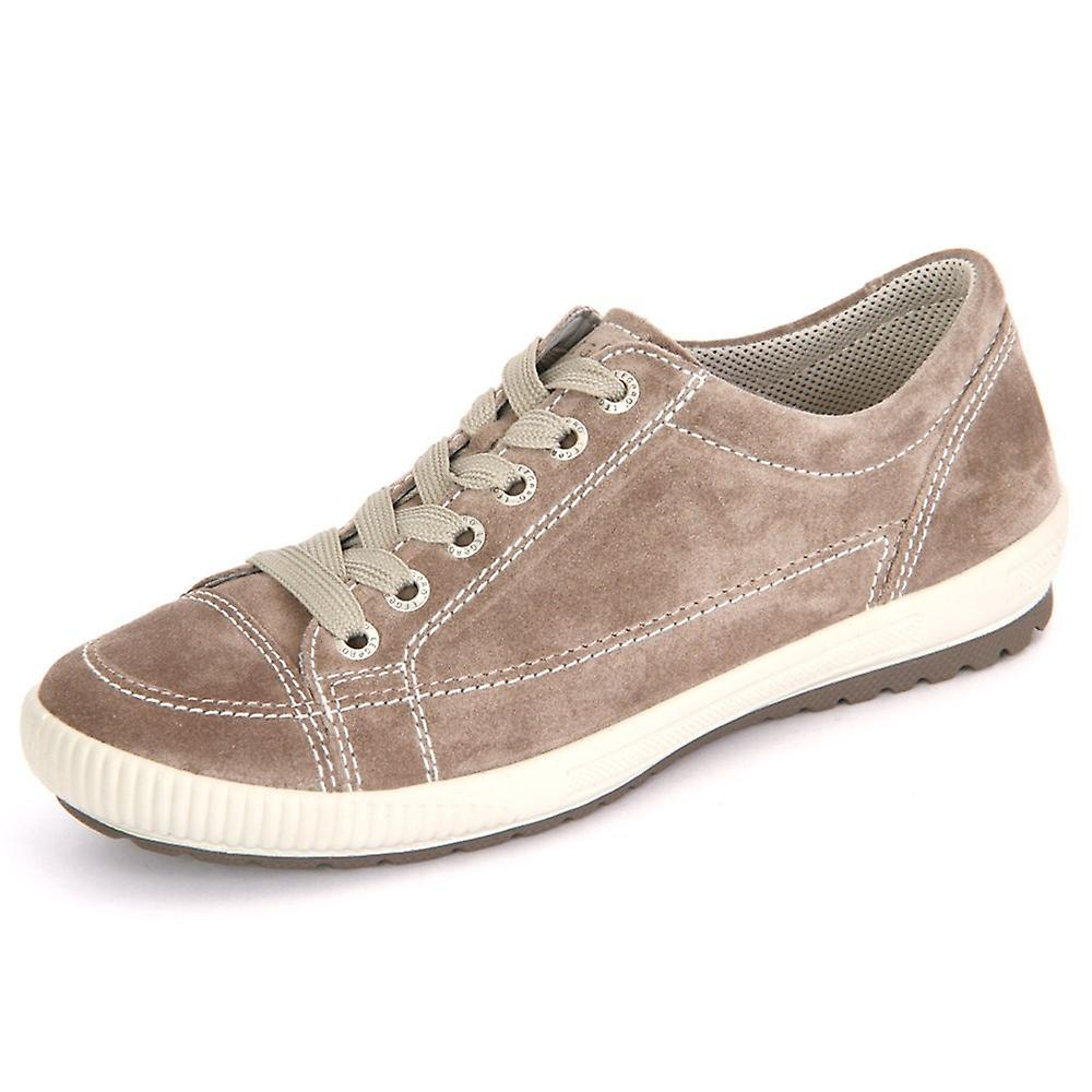 chaussures femmes universel Legero Tanaro Taupe velours 80082038