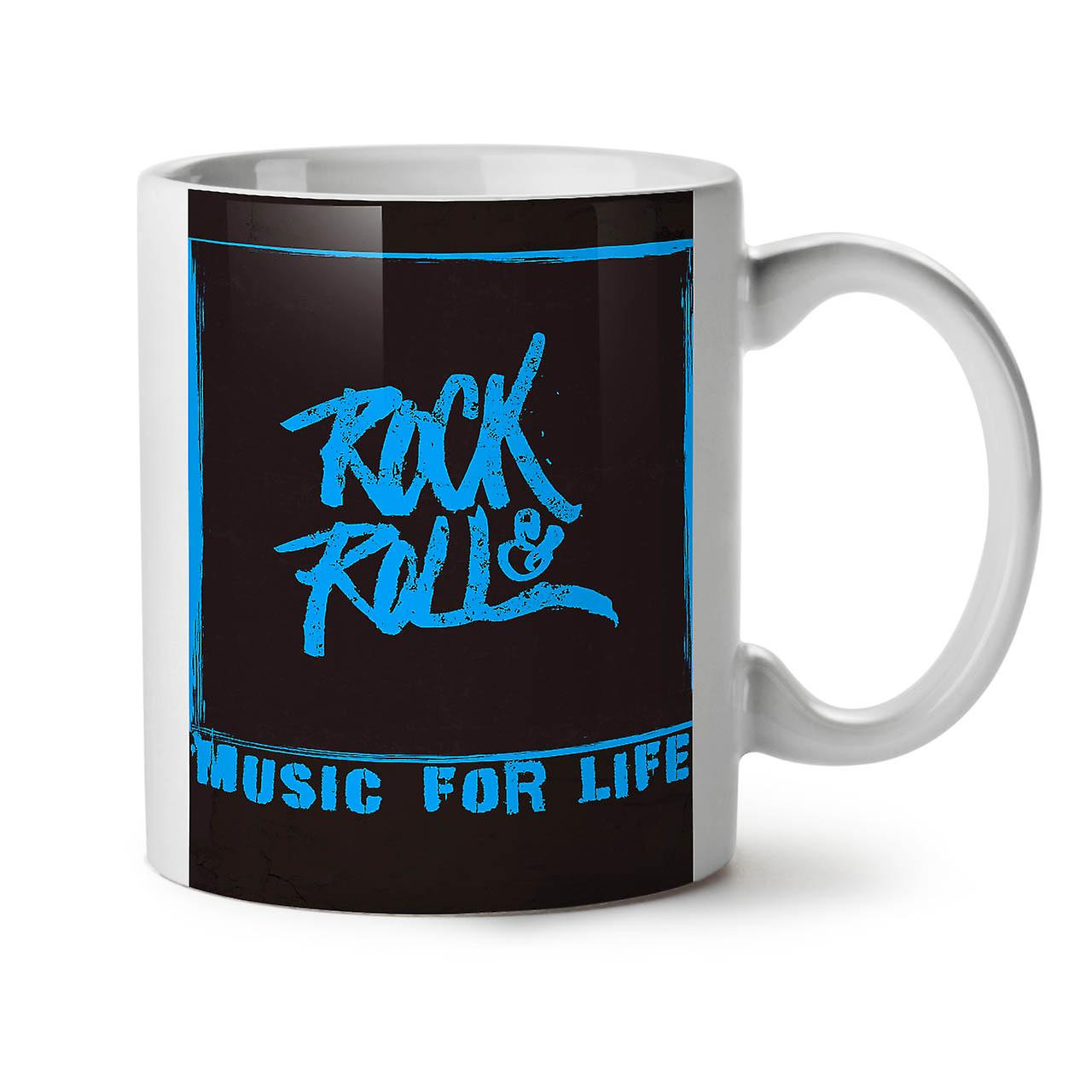 11 Nouveau Blanc OzWellcoda Roll Rock Tasse Life And Céramique Thé Café 35RAL4jq