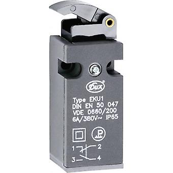 Limit switch 380 Vac 6 A Lever (slider) momentary