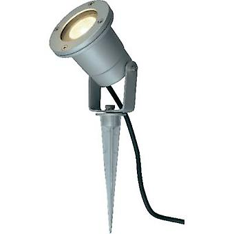 Garden spotlight LED, Energy-saving bulb, HV halogen GU10