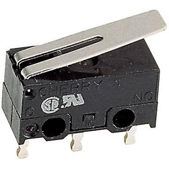 Microswitch 125 V AC 3 A 1 x On/(On) Cherry Switches