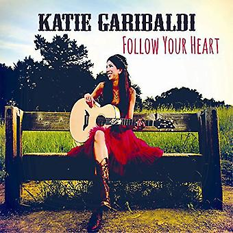 Katie Garibaldi - Følg dit hjerte [CD] USA import