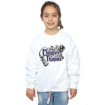 Marvel Girls Avengers Infinity War Children Of Thanos Sweatshirt
