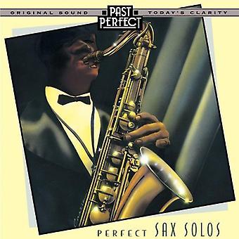 Perfekt Sax soli [Audio CD] - forskellige kunstnere