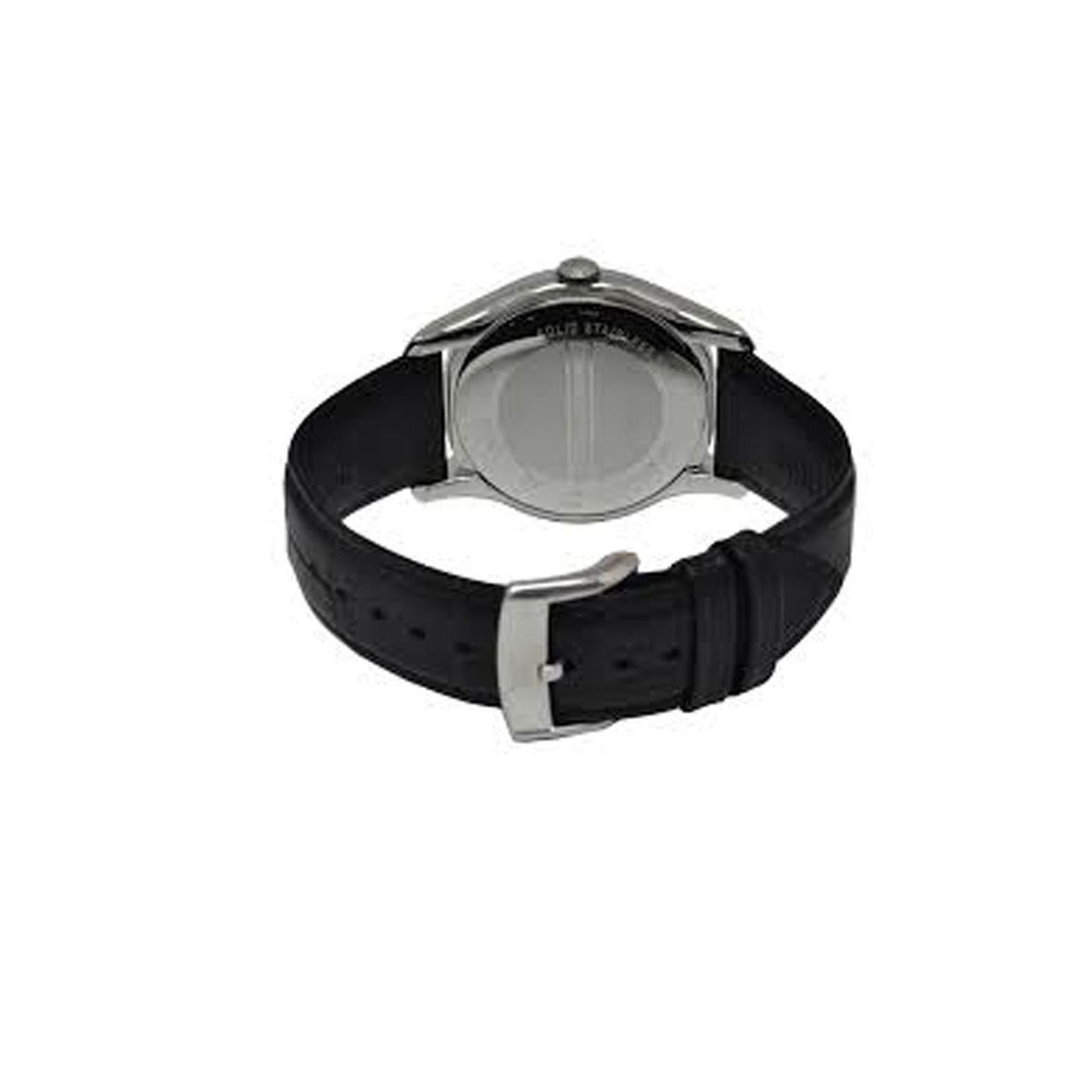 エンポリオ アルマーニ腕時計 AR1708 ブラック シルバー