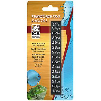 Ica Digital Thermometer in Blister (Fish , Aquarium Accessories , Thermometers)