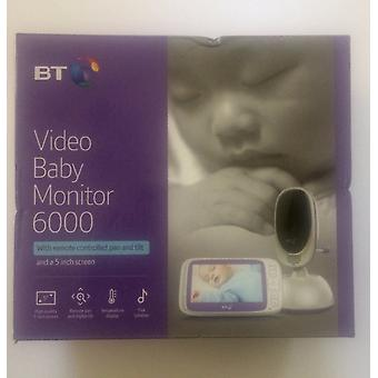 BT bebé de vídeo Monitor 6000