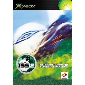 Internationale superster voetbal 2 (XBox)