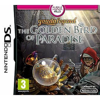 Golden Bird Of Paradise (Nintendo DS)