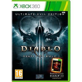 Diablo III Schnitter der Seelen - Ultimate Evil Edition (Xbox 360)