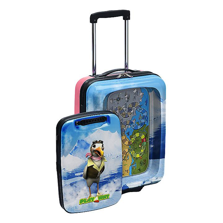Amy Jo the Albatross PlayAway Suitcase with PlayPod