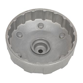 Sealey Vs7115 Oil Filter Cap Wrench �93Mm X 18 Flutes - Renault