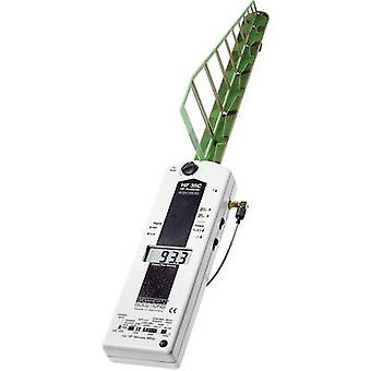 Probador de Gigahertz Solutions HF35C HF EM radiación calibrado a los estándares del fabricante (no certificado)