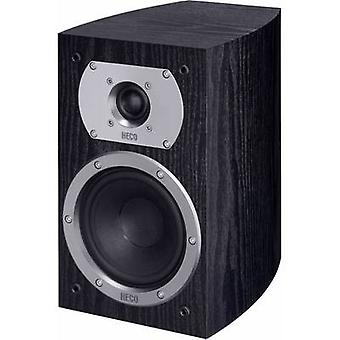 HECO Victa Prime 202 Bookshelf speaker Black 110 W 35 Hz - 40000 Hz 1 pair