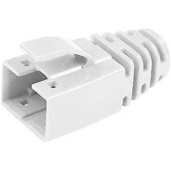 Szczep ulgę rękaw z blokowania dźwigni ochrony 39200-844 biały BEL Stewart złącza 39200-844 1 szt.
