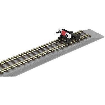 Parada 7297029 de Buffer Z Rokuhan (cama de la pista incluido) 42 mm