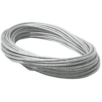 Low voltage cable kit Suspension cable Paulmann 979055 Transparent, Grey