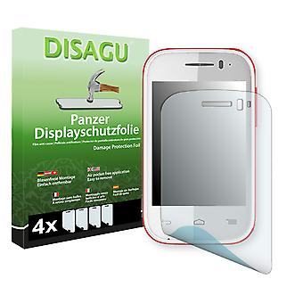 Alcatel one touch passar för pop display - Disagu tank protector film beskyddare