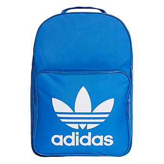 adidas originals trefoil backpack blue
