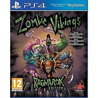 Zombie Vikings PS4 Game