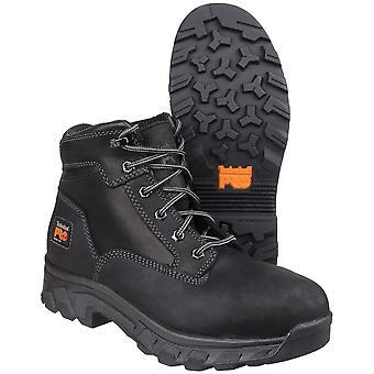 Timberland Herre Workstead snøre læder arbejde sikkerhed Boot