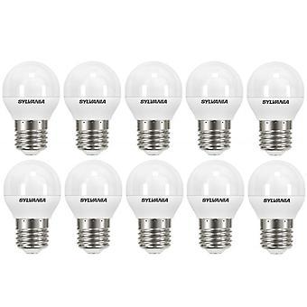 20 x Sylvania ToLEDo Ball E27 V4 5.5W Homelight LED 470lm [Energy Class A+]